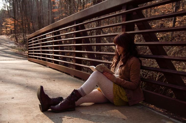 A Quiet Reading Spot